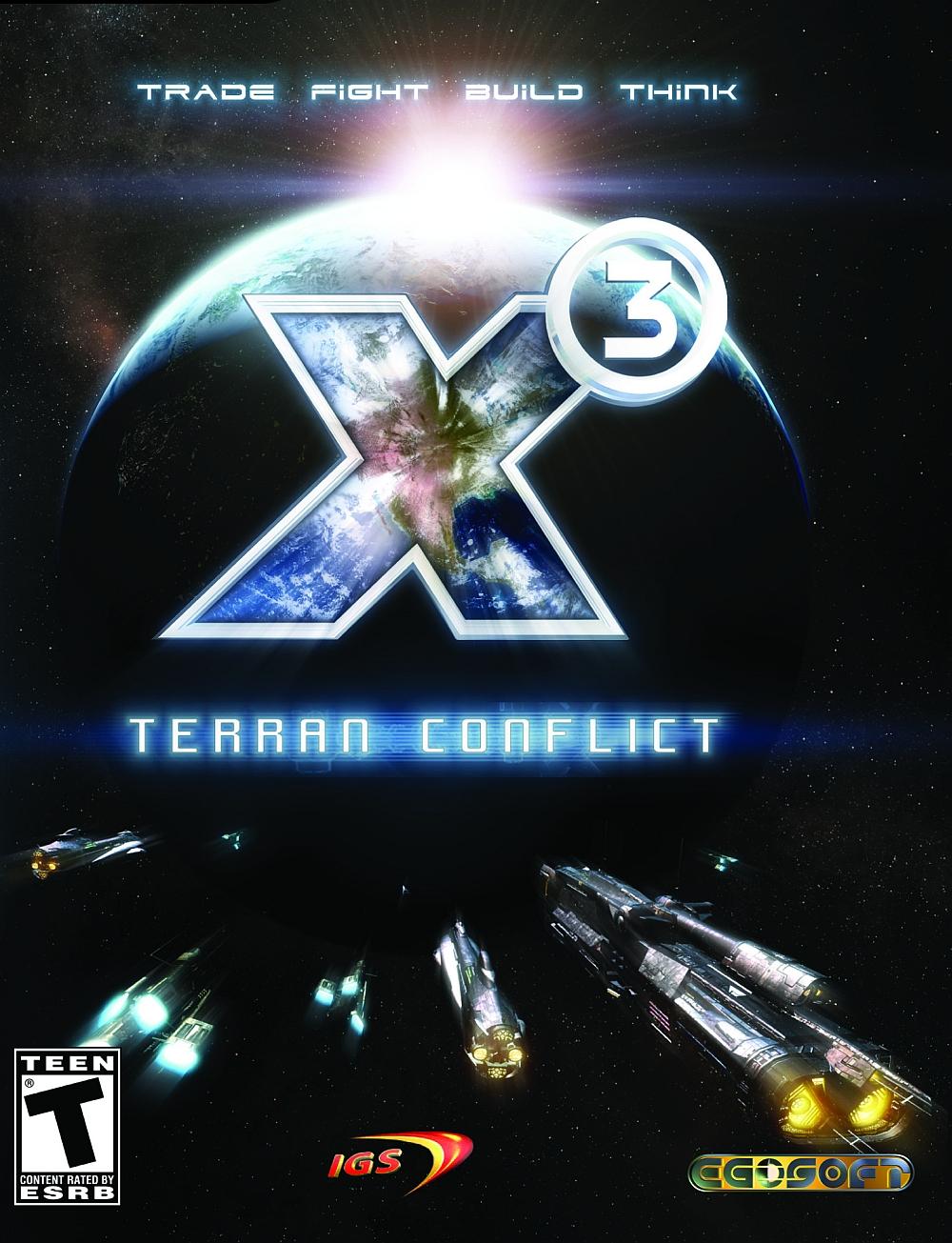X3 Terran Conflict Вставьте Диск С Игрой.Rar