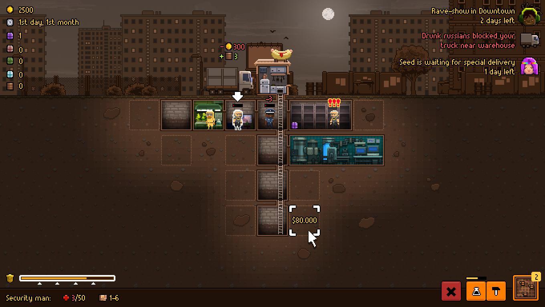 basement game sandbox db