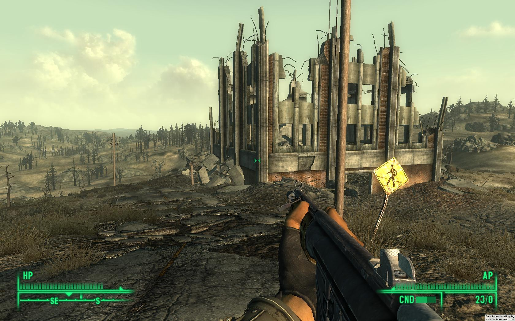 Fallout 3 Patch Boosts Graphics - IGN