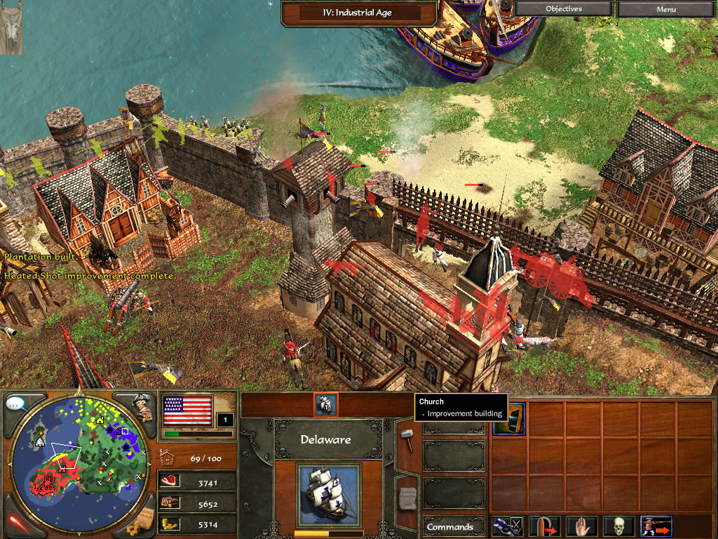 Age of Empires III Screenshot