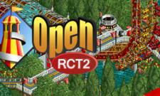 OpenRCT2 Game Logo