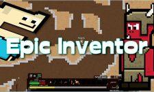 Epic Inventor Game Logo