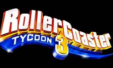 Rollercoaster Tycoon 3 Game Logo